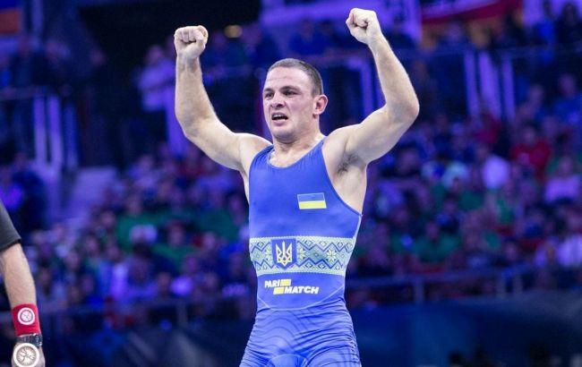 Украинский борец завоевал медаль на Чемпионате мира в Осло