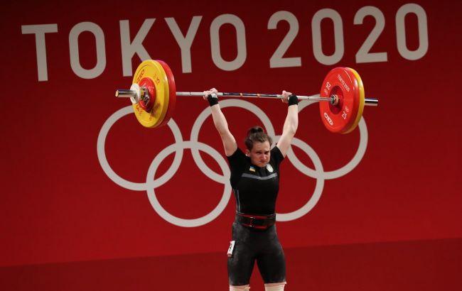 Украинская тяжелоатлетка заняла 5 место на дебютной Олимпиаде