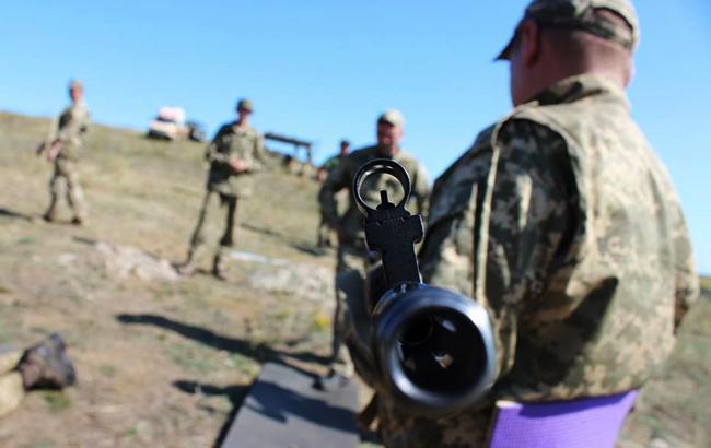 Фото: солдати ЗСУ (facebook.com/ato.news)