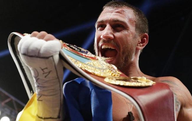 Ломаченко признан лучшим боксером 2017 года по версии HBO