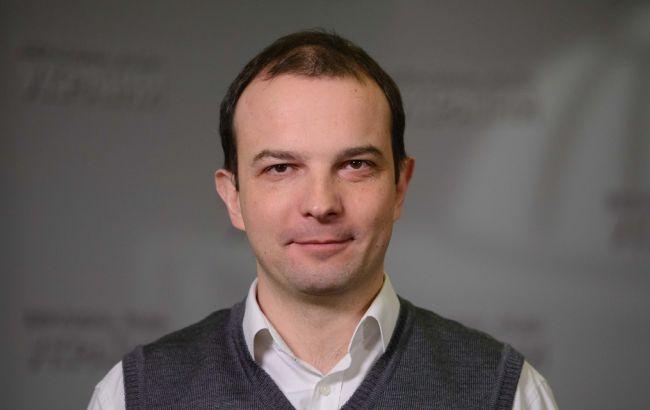 Фото: голова комітету Єгор Соболєв