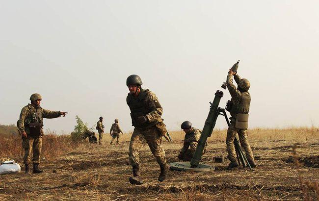 Фото: военные ВСУ (facebook.com/ato.news)