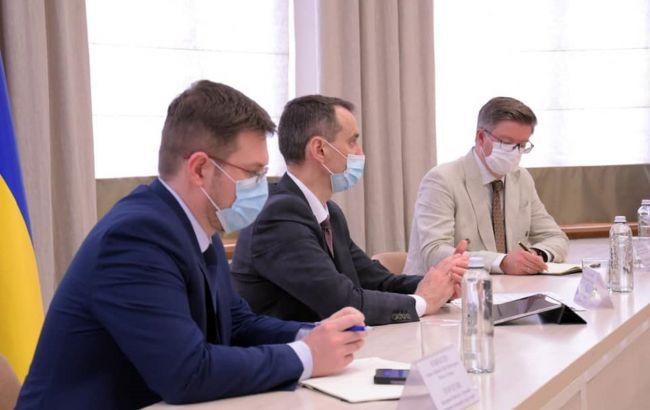 Естонія готова визнати українські COVID-сертифікати, - МОЗ