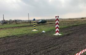 Фото: україно-польський кордон (facebook.com/halyna.lytvyn)