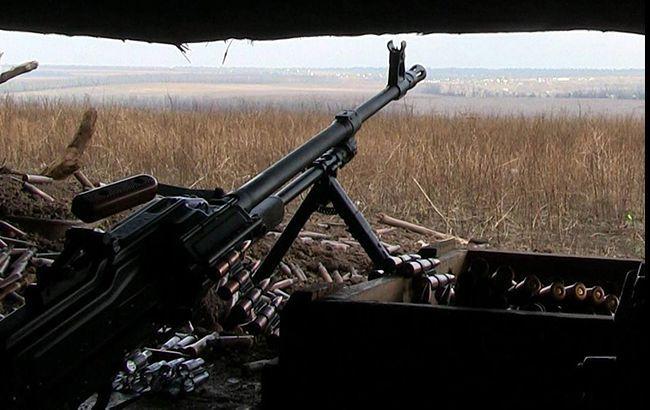 Сили АТО зафіксували на Донбасі безпілотник бойовиків, що коригував обстріли, - штаб