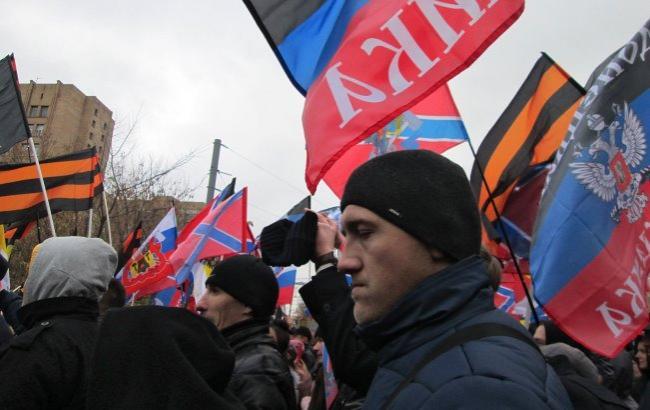 Фото: Жителі Донбасу не чинять опору російській орді (flickr.com)