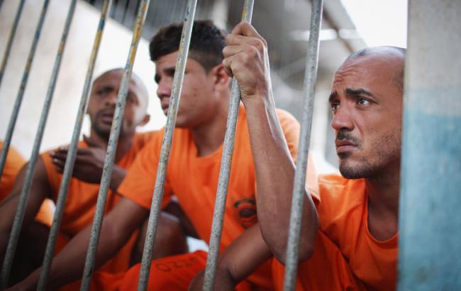 УБразилії близько 100 ув'язнених втекли з в'язниці