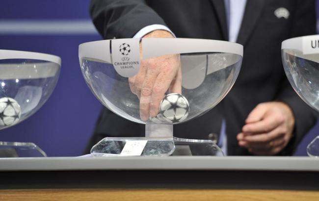 Фото: жеребьевка (uefa.com)
