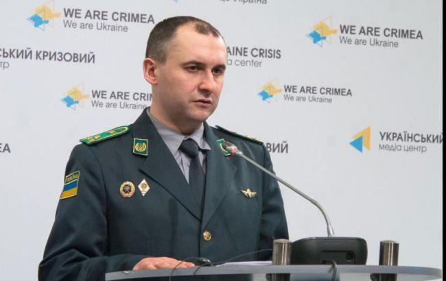 Госпогранслужба: линия между Украинским государством иРФ обустроена на12%