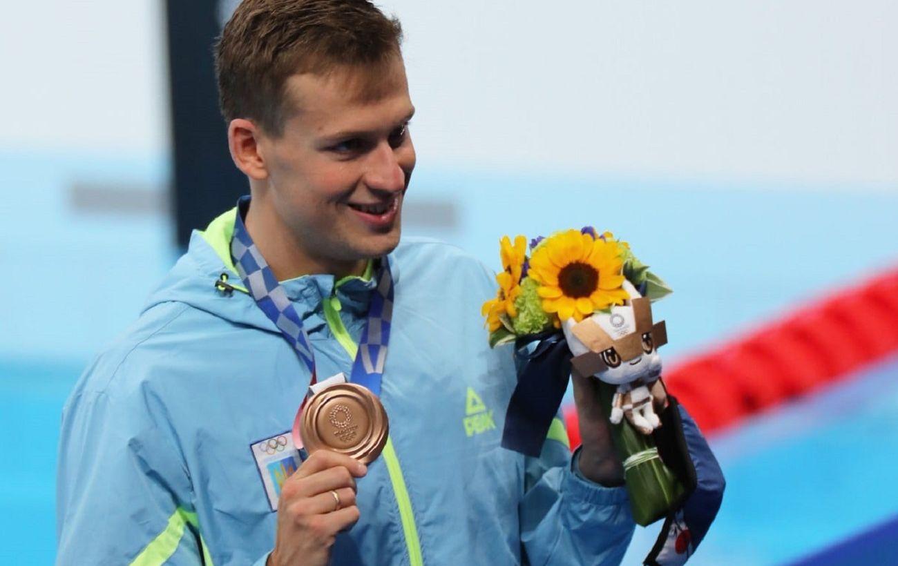 08:07 Романчук завоевал четвертую медаль для Украины на Олимпийских играх
