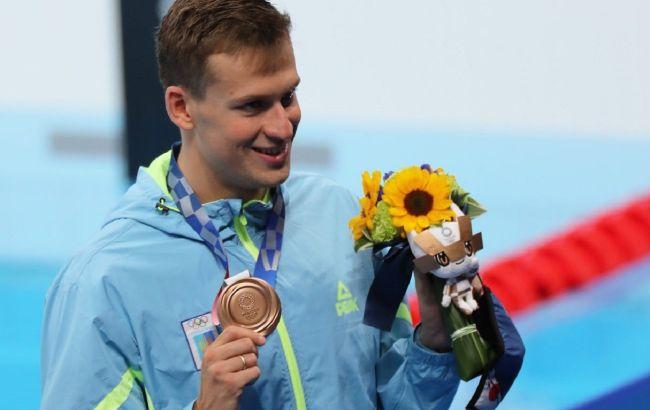 Романчук здобув четверту медаль для України на Олімпійських іграх