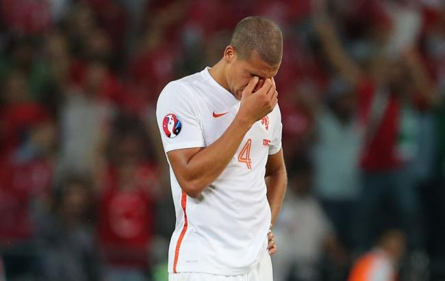 Фото: Турция - Голландия 3-0