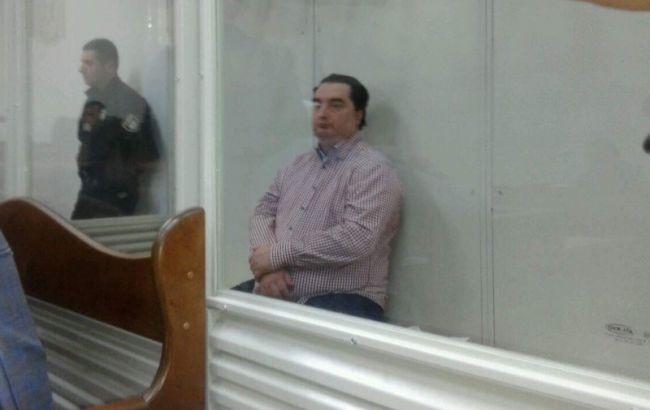 Фото: суд над Гужвою (РБК-Україна)