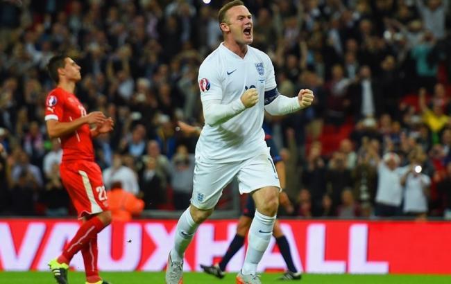 Фото: Англія - Швейцарія 2-0
