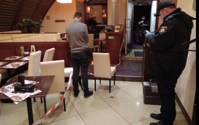 У Києві сталася стрілянина в ресторані