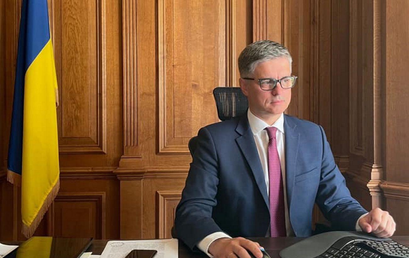 Украина получит ракетное оружие и военные корабли от Британии, — посол Пристайко