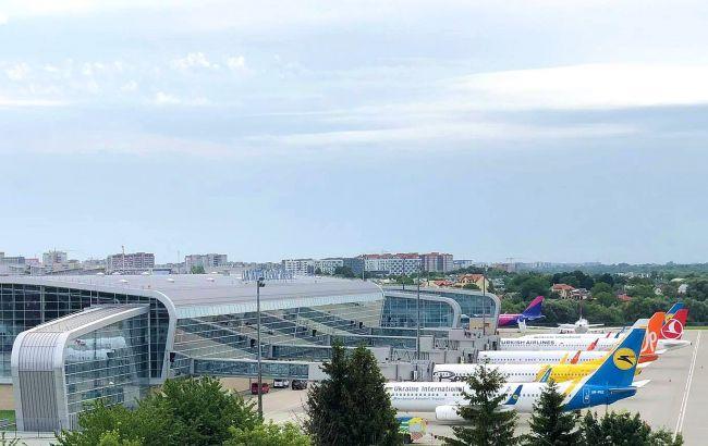 Аэропорт во Львове стал новым центром вакцинации от коронавируса