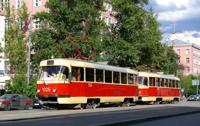 В Киеве с 9 октября
