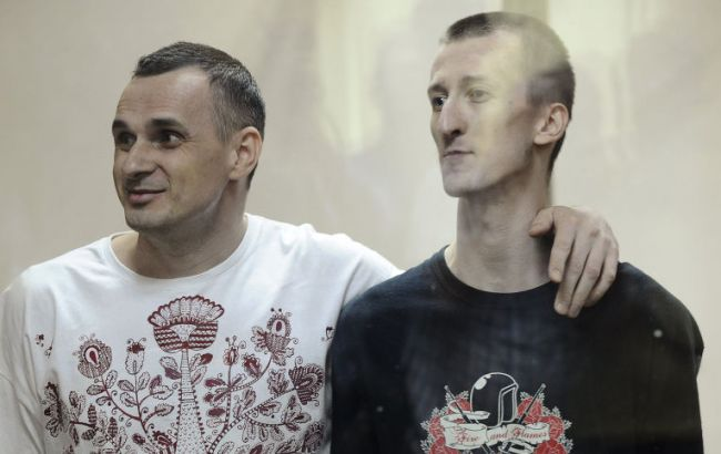 Российская Федерация отказалась выдать Сенцова иКольченко