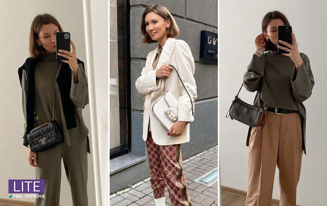Будут служить не один сезон: стилист показала самые модные сумки 2021
