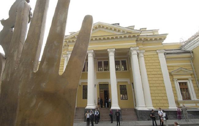 Фото: синагога у Москві