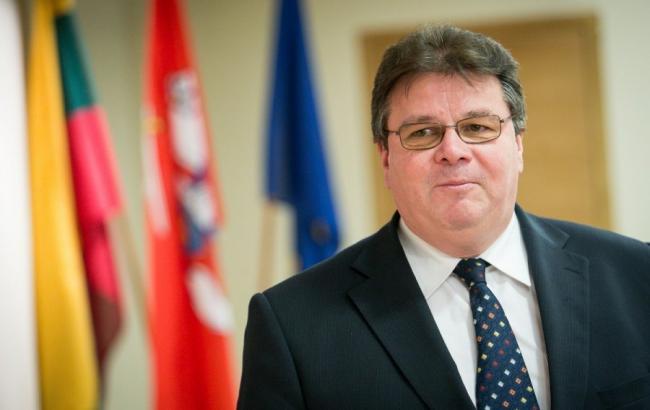 МИД Литвы: Европа должна быть ответственна за триумф государства Украины