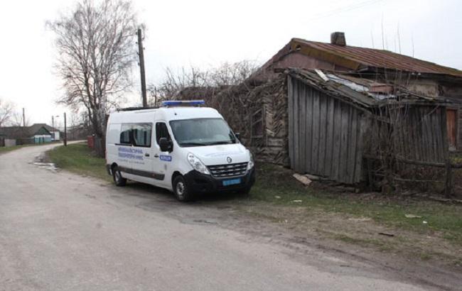 Трое полицейских ранены при задержании преступников в Черниговской области