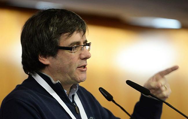 Экс-глава Каталонии готов к переговорам с Мадридом в Брюсселе