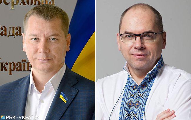 Кабмін погодив звільнення Степанова та Гордєєва