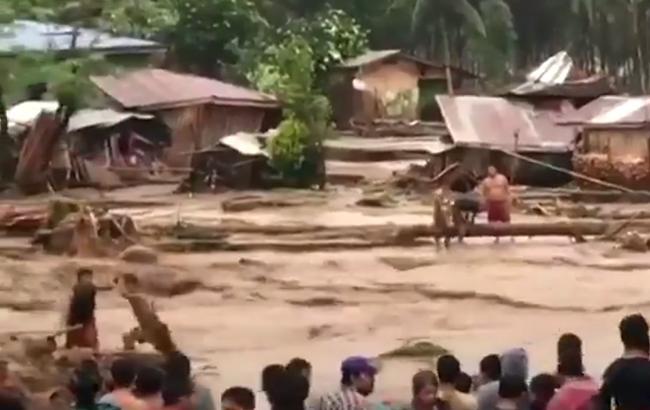 Від шторму на Філіппінах уже загинуло 230 людей