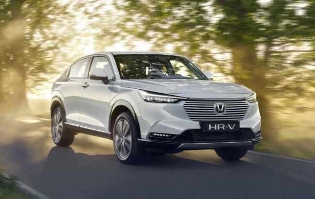 Гібридний кросовер Honda HR-V з витратою пального 3 л/ 00 км отримав українські ціни