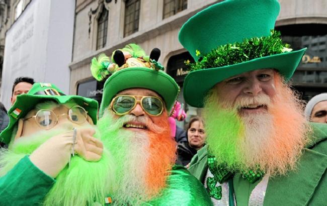 Фото: Празднование Дня Святого Патрика (flickr.com/BoomTreker)