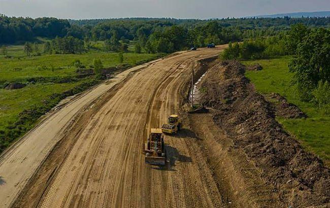 В 2021 завершится строительство объездной дороги Трускавца по программе президента