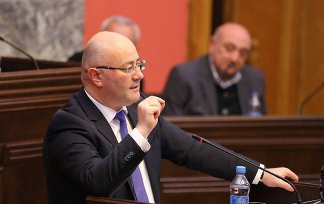 В Украину с визитом прибудет министр обороны Грузии