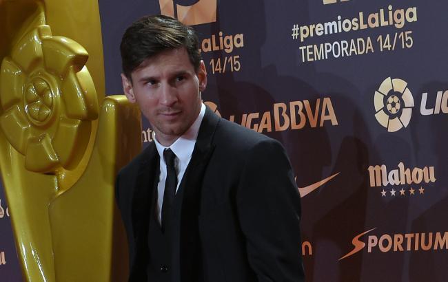 Лионель Месси признан лучшим футболистом Испании  в 2015 году