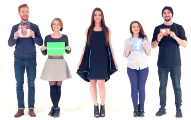 Украинцы придумали платье-трансформер, которое подойдет для 15 образов