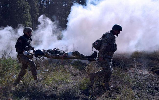 Окупанти обстріляли позиції ЗСУ на Донбасі, загинув військовий