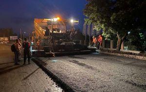 В Николаеве начался ремонт дорог по программе президента