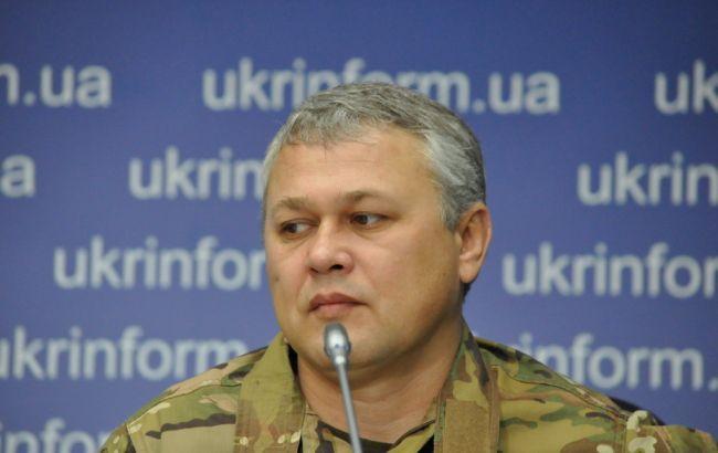 Фото: радник міністра оборони Василь Будік