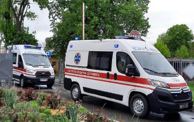 В Киев из Харькова самолетом эвакуировали трех раненых военных: их состояние стабильное