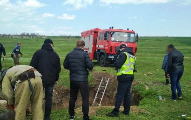 Тіла чотирьох осіб виявили в покинутому колодязі в Одеській області