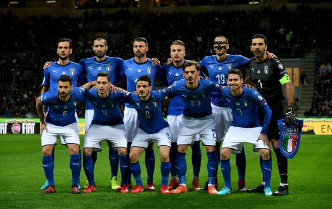 Фото: сборная Италии (figc.it)