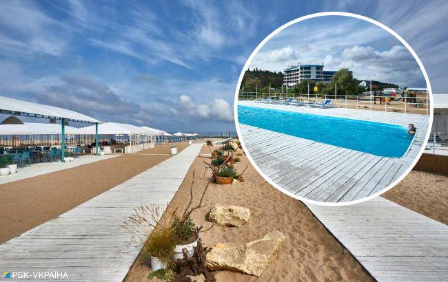 Бархатный сезон в отелях с бассейнами: на черноморском курорте Грибовка предлагают огромные скидки на отдых
