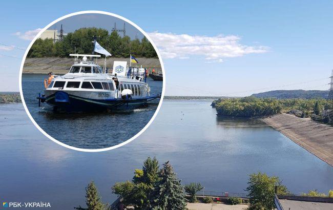 Полюбоваться природой и прикоснуться к истории: каким будет маршрут из Киева в Канев на теплоходе