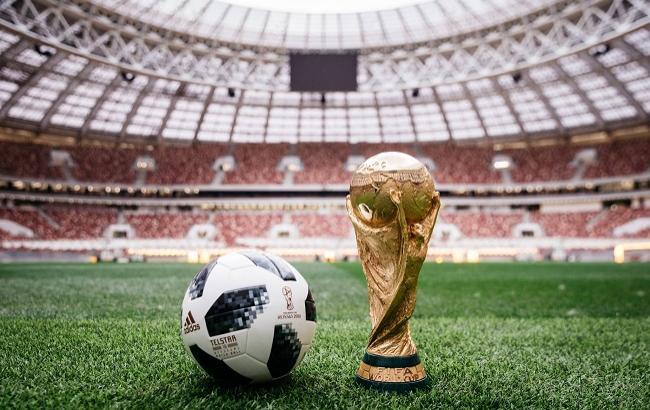 Фото: Чемпионат мира 2018 (facebook.com/fifaworldcup)