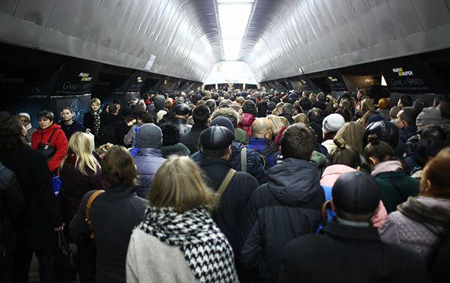 Взрывчатку вкиевском метро ненашли— «Васильковскую» открыли для пассажиров