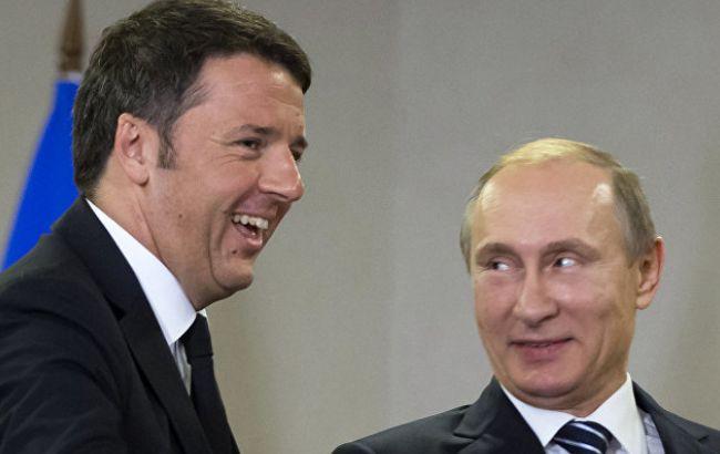 Італія може затримати продовження санкцій проти РФ