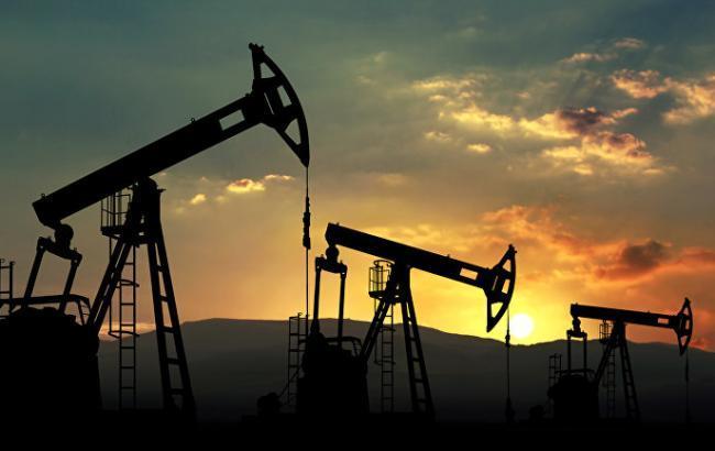 Ціна нафти Brent перевищила 56 доларів за барель