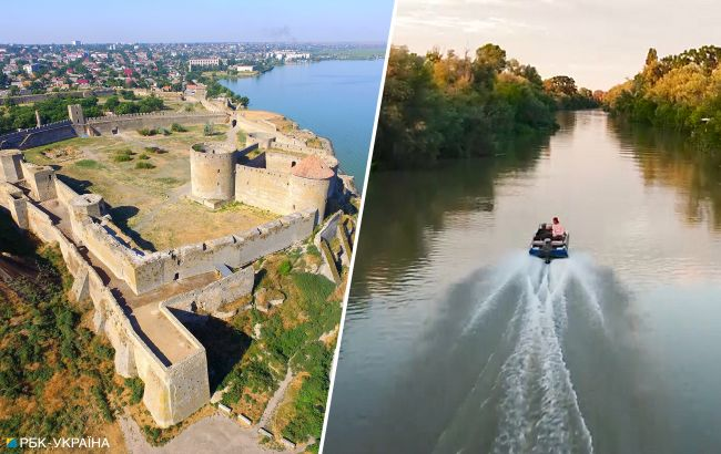 Древня фортеця, острови та особливий колорит: найкращі локації Бессарабії для осіннього вікенду