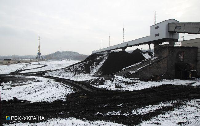 ДТЕК збільшив запаси вугілля на складах своїх ТЕС на 22,5%